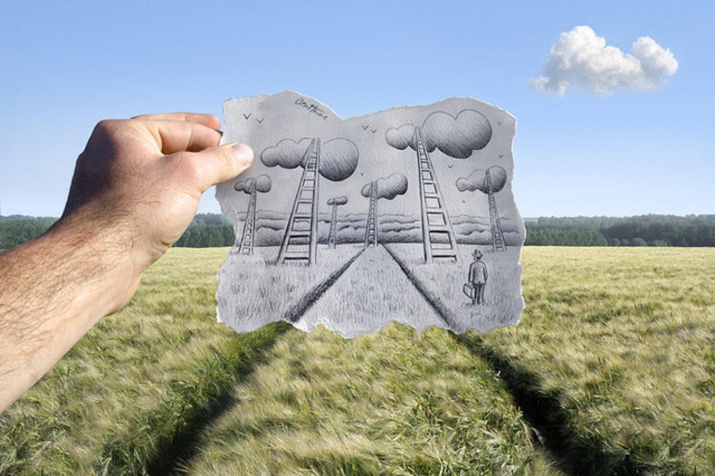 объективная реальность в ощущениях