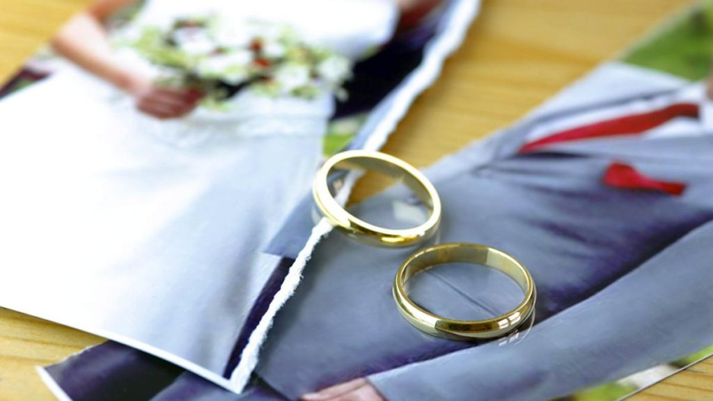 первый и второй брак