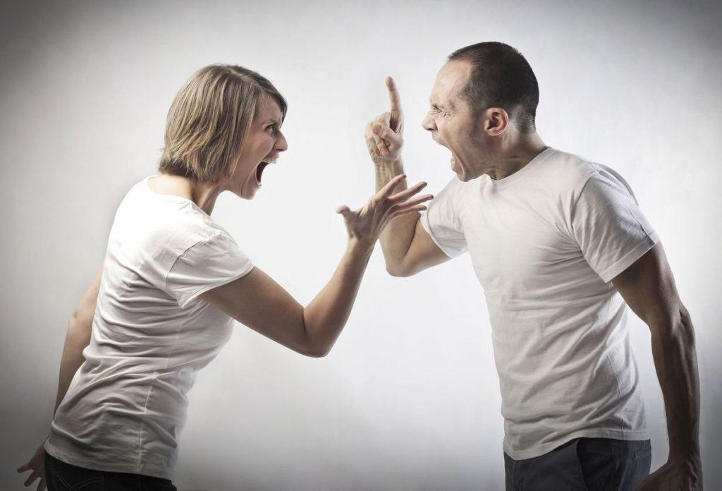 Как справиться с гневом партнёра
