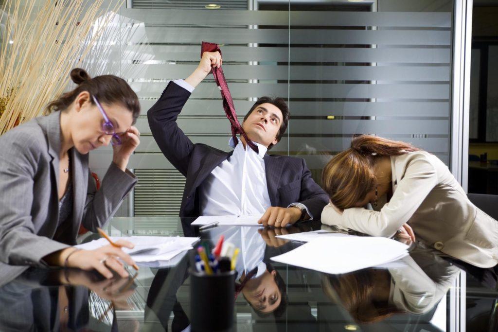 отношения в коллективе на работе