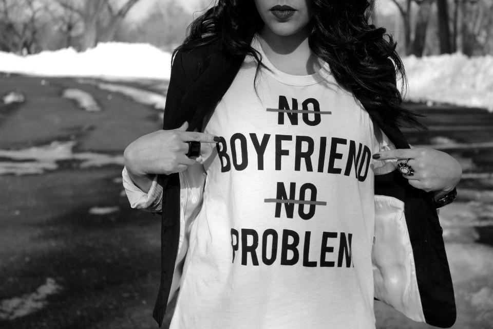 Почем у меня нет парня