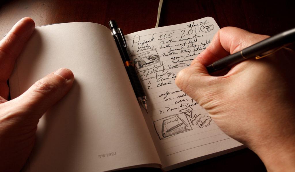 Причины и советы ведения дневника